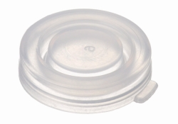 Tapones a presión LLG ND18 y ND22, LDPE