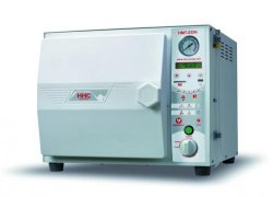 Autoclave de mesa HMT 232N WWW-Interface