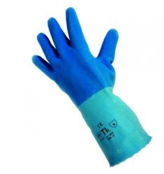 Guantes de latex Pro-Fit 6240, super azules