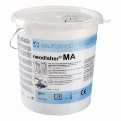 Detergente especial neodisher® MA WWW-Interface