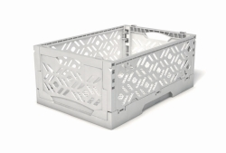 Caja plegable mini, PP, apilable