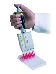 Micropipetas multicanal Transferpette® S-8/S-12, volumen variable