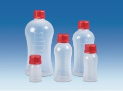 Botella de laboratorioVITgrip™, PP, GL45 WWW-Interface
