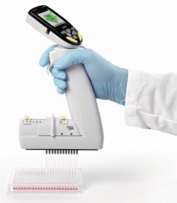 Micropipetas multicanal electrónicas E1-ClipTipTM Equalizer, volumen variable